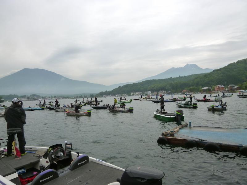 NBCチャプター長野・野尻湖第2戦ベイトブレスCUP