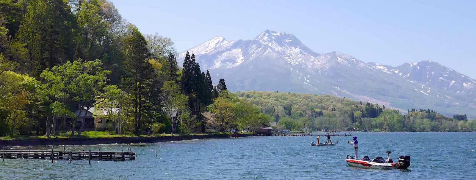 野尻湖写真